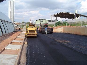 serviço de pavimentação em campinas e região
